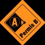 Image pour le permis B